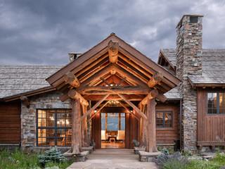 Locati Designed Yellowstone Club Home