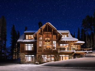 The Timbers Custom Residence