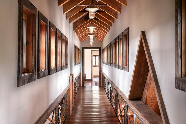 """Catwalk"" Daylight Hallway"