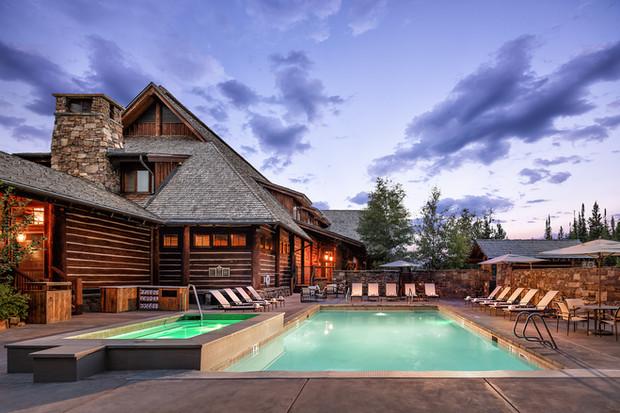 Luxury Resort Photography
