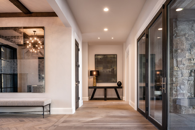 Custom Residence Entry Way