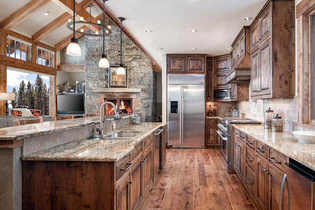 High End Designer Kitchen