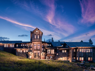 High End Custom Residence in the Yellowstone Club