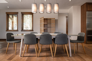 Dining Room in Perfect Light