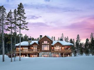 Custom High End Residence