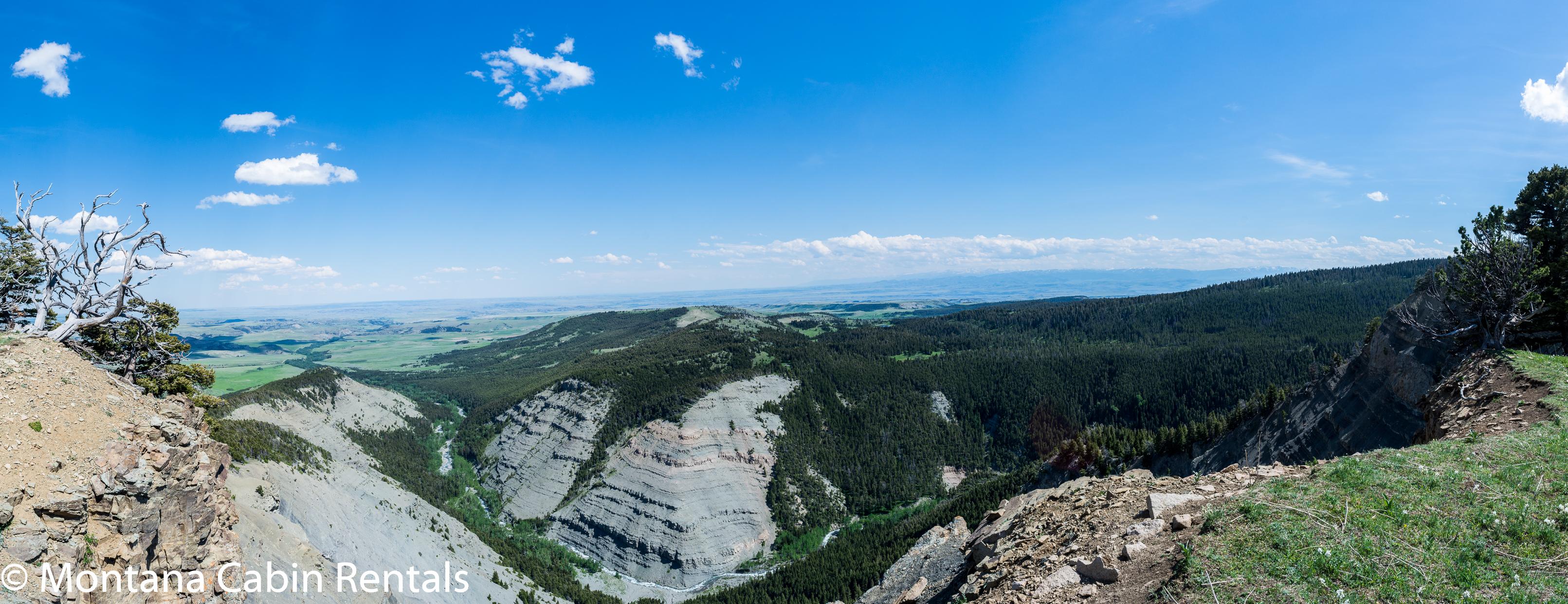 Crazy Mountains Views