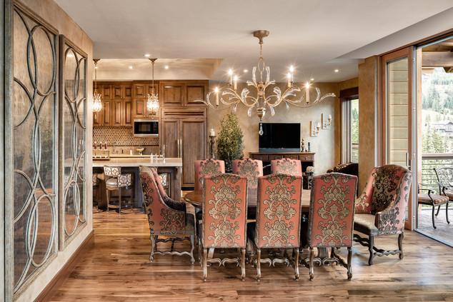 Dining Room Articulate Design Pieces