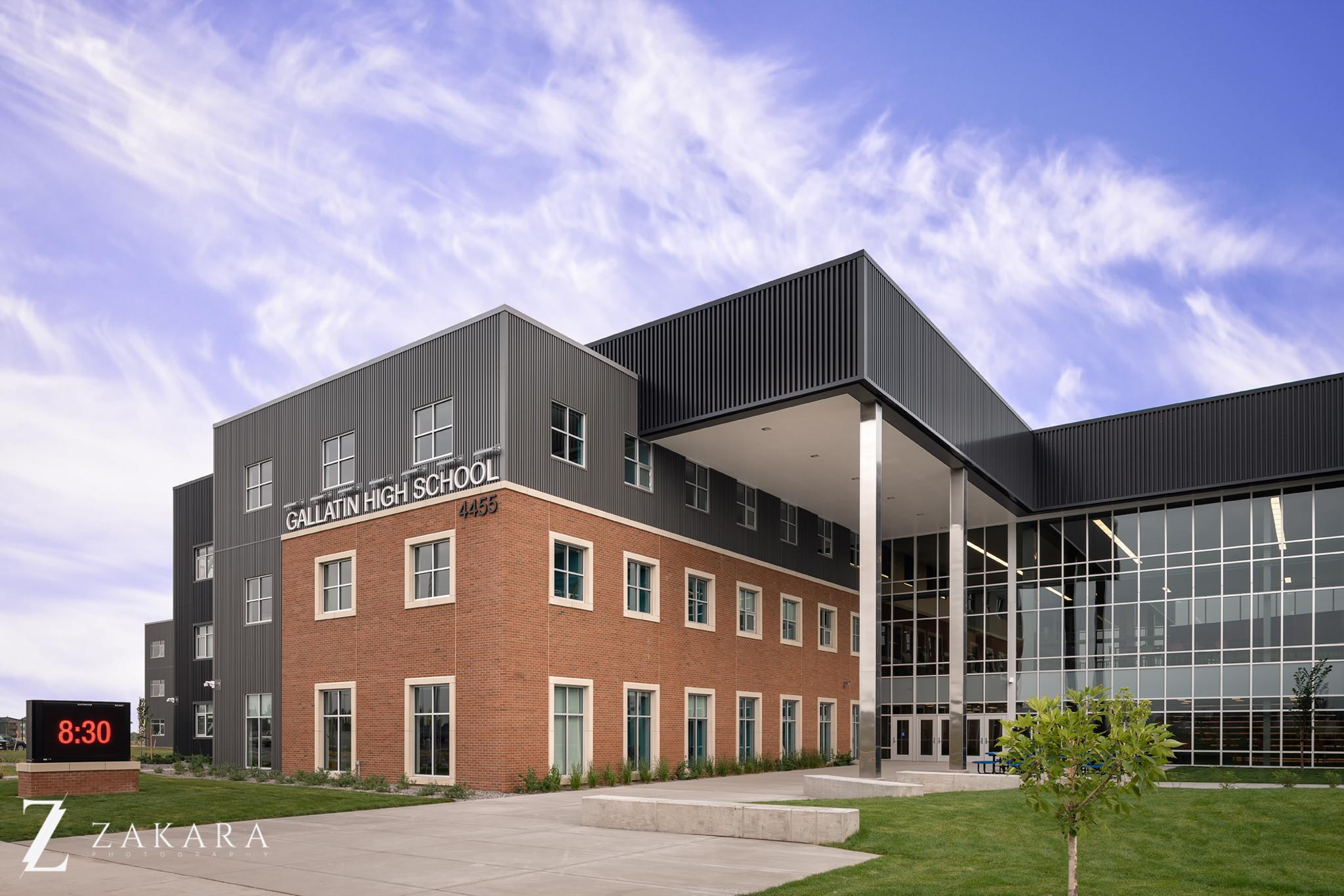 Gallatin High School (01)