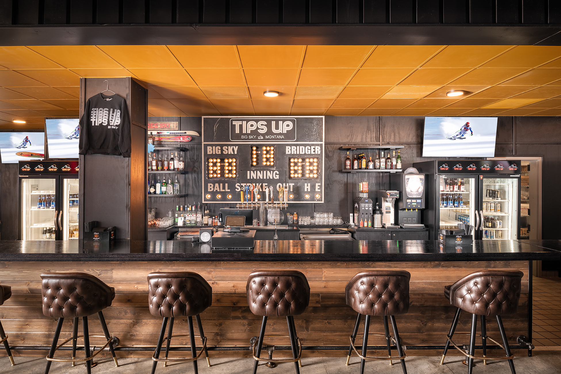 Tips Up Bar Image 10