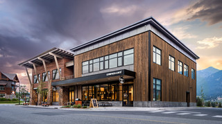 High End Retail and Commercial Spaces