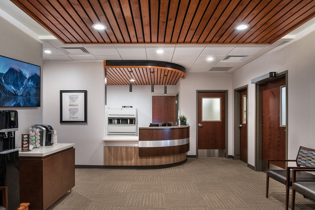 Alpine Surgery Center Waiting Room