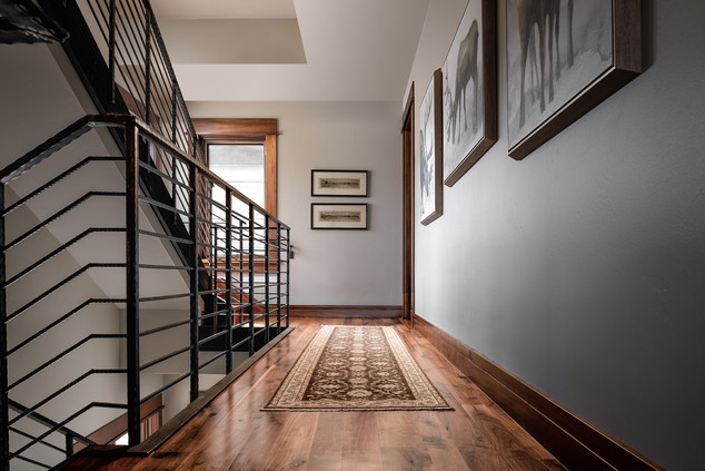 Daylight Hallway