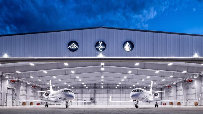 Airport Private Jet Hangars