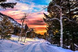 Montana Cabin Rentals Sunrise