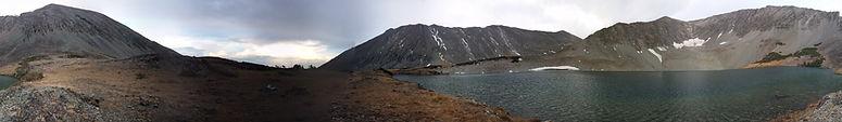 Montana Mountain Lakes