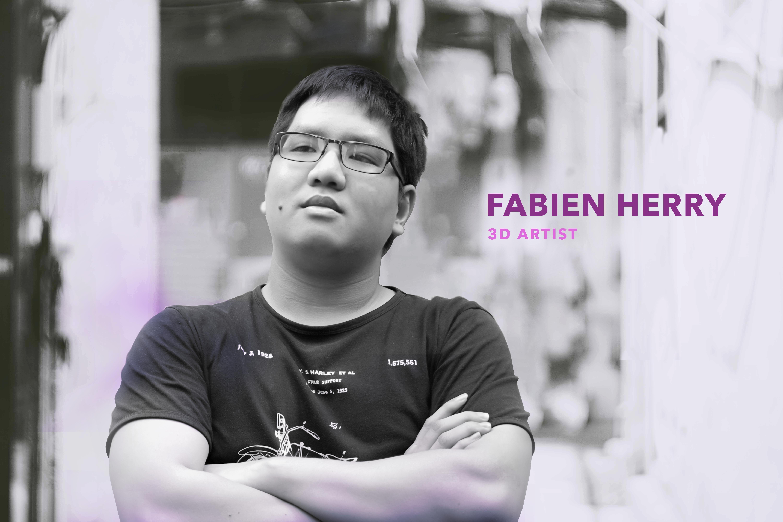 Fabien - 3D Artist