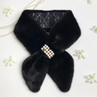 Bm8 Gratia ¥82,000+tax ミンクスカーフ