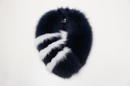Fox Fur Scarf / Border