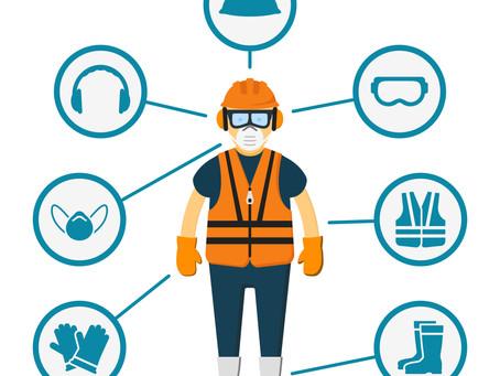 EPI's - Benefício e segurança para o funcionário