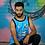 Thumbnail: Camisa Santos Basquete - Azul