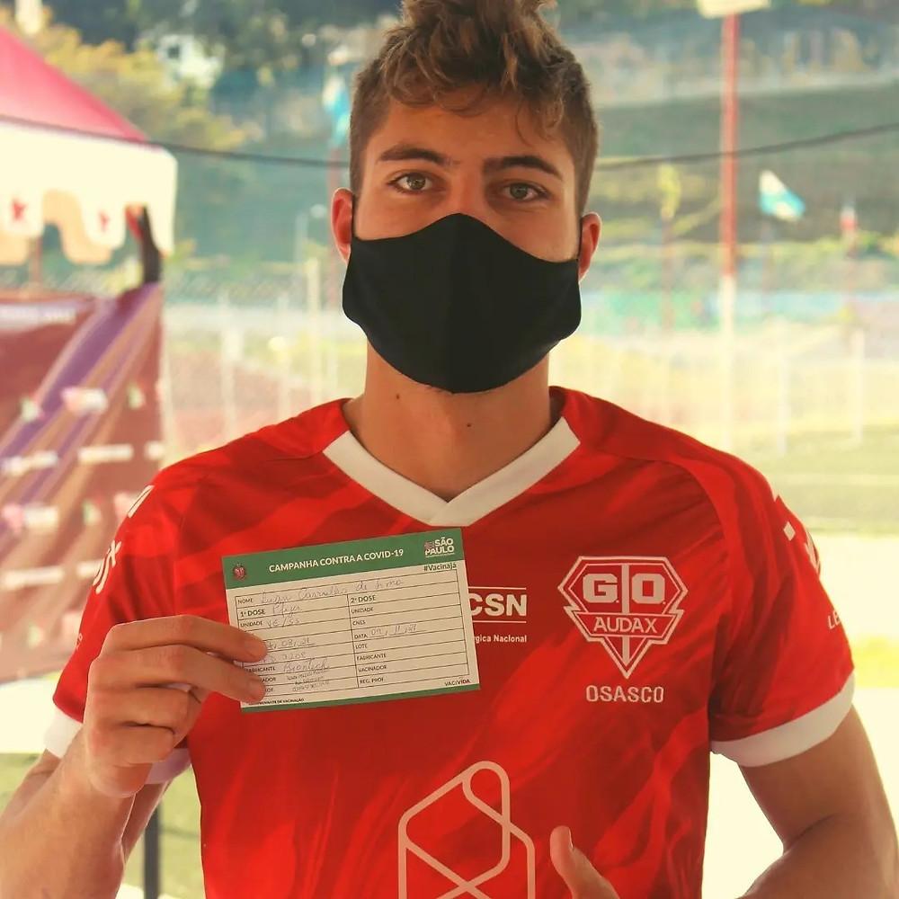 Vacinação Grêmio Osasco/Audax