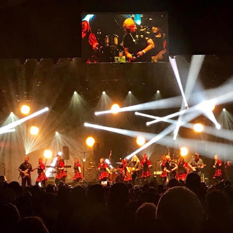 Claymore - Australia's Celtic Rock Experience - Fri Jan 31st 2020 - The Concert Lounge - Croydon