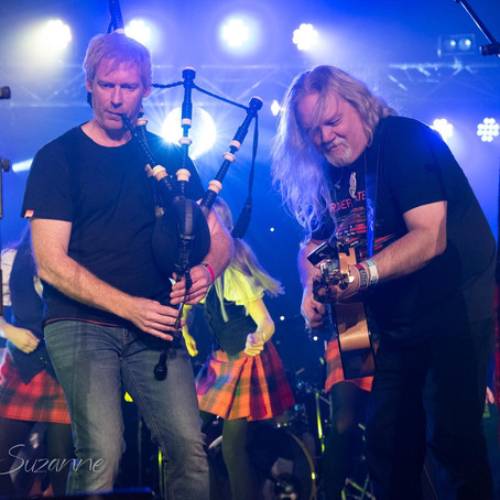 Claymore Live @ Rochford - Sat 26th June 2021 - Celtic Rocking the Concert Lounge