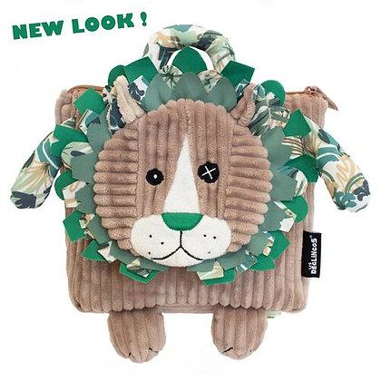 Green Lion Backpack
