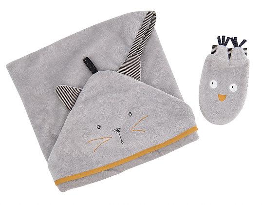 Cats Towel Set