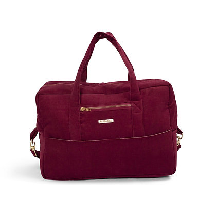 Mummy Bag - Deep Red