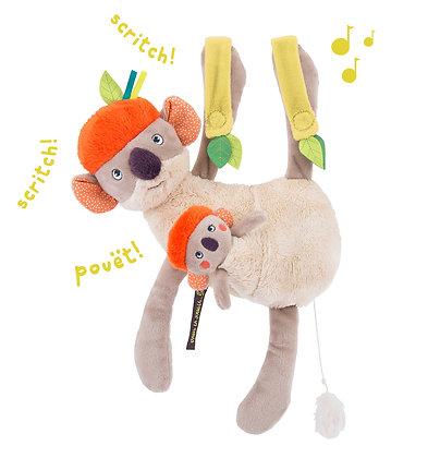 Hanging Musical Koala