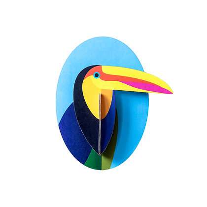 Toucan Wall Decoration