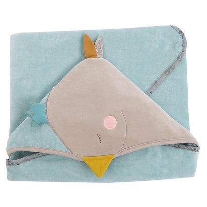 Goose Hooded Towel