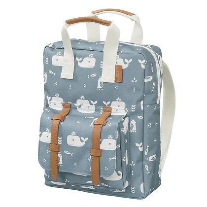 Whale Backpack - BIG