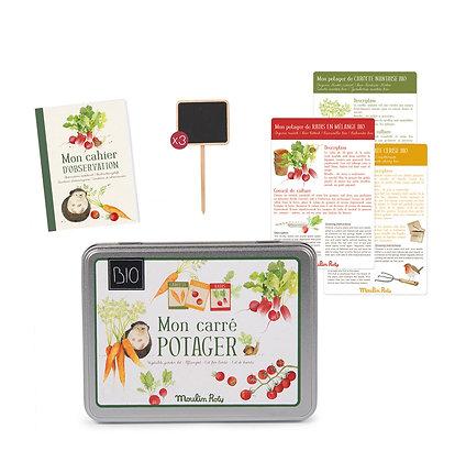 Organic Vegetable Kit