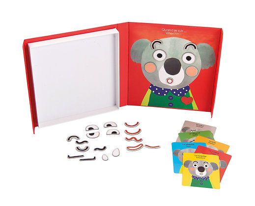 Expressions Magnetic Game
