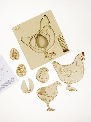 Chicken or Egg Puzzle