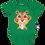 Thumbnail: Tiger Short Sleeve Bodysuit