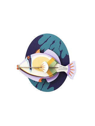 Picasso Fish Wall Decoration