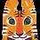 Thumbnail: Tiger Giant Bib