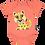 Thumbnail: Cheetah Short Sleeve Bodysuit