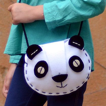 Panda Bag -DIY
