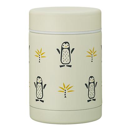 Penguin Thermos Food Jar