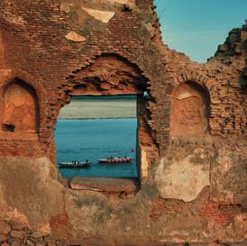 Eve of Mahashivratri, Varanasi.jpg