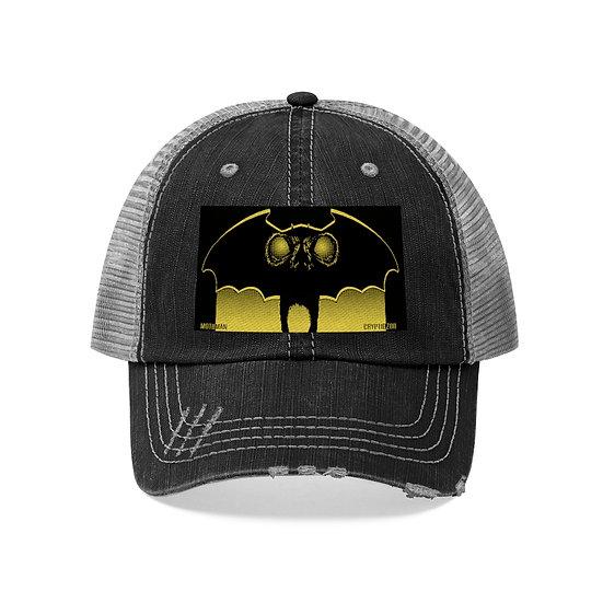 Mothman Attacks a Unisex Trucker Hat