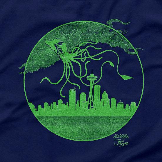 Seattle Kraken Released