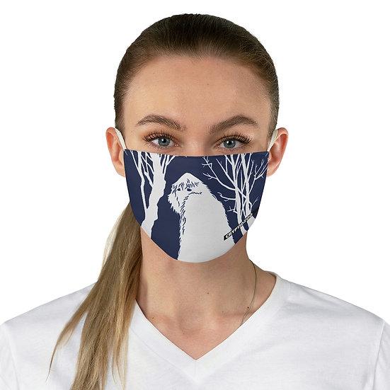 Yeti Navy Fabric Face Mask