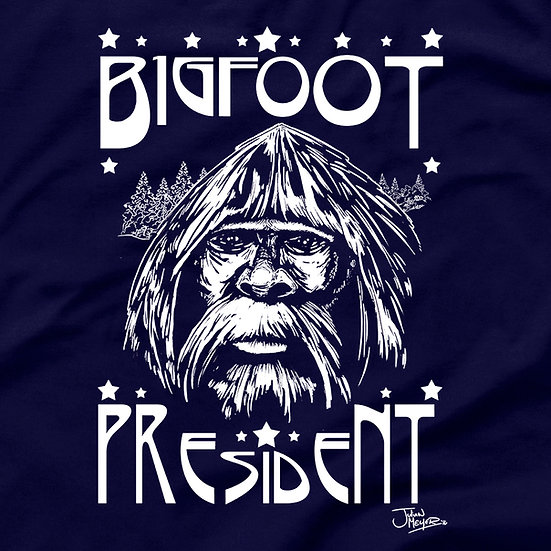 President Bigfoot
