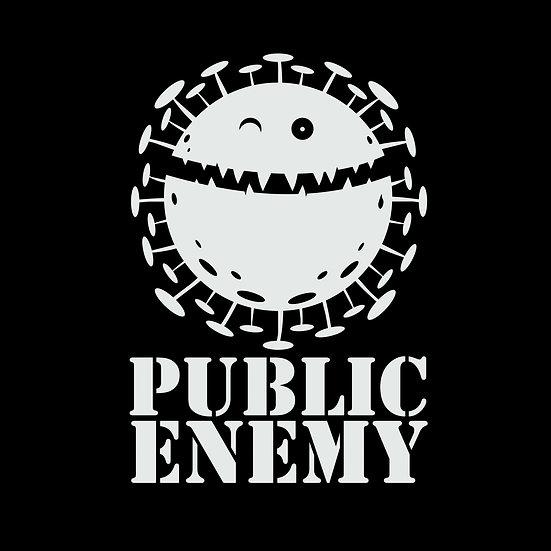 Corona Covid Public Enemy