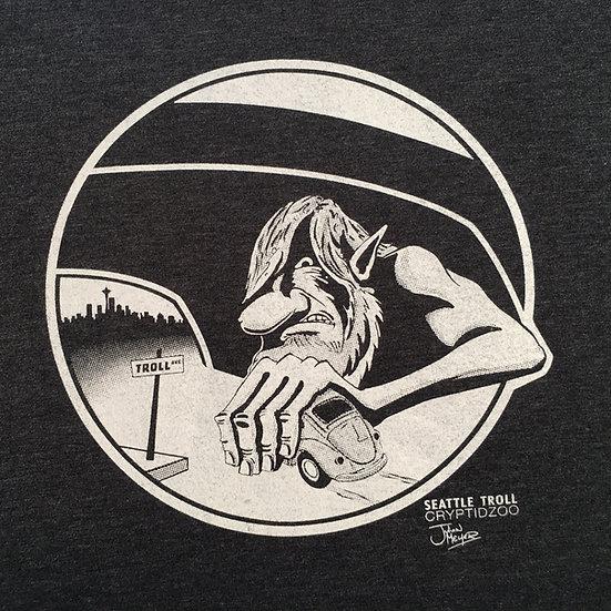 Fremont Street Troll of Seattle